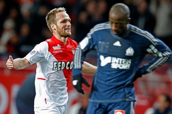 Monaco tok innpå PSG