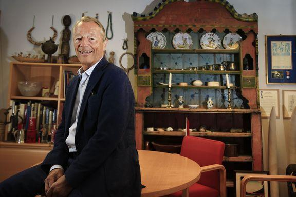 Heiberg snakker om korrupsjonen i IOC: – Enkelte har prøvd seg forsiktig med spørsmålet «Hva er din pris?»