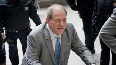 Juryen avgjør nå Weinsteins skjebne