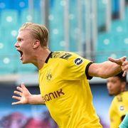 Haaland har tro på titler: – Jeg scorer så mange mål