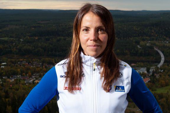 En negativ melding fikk Charlotte Kalla til å bryte ut i gråt før gulløpet