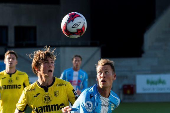 Aftenbladet live: Landro gjør ett bytte på laget