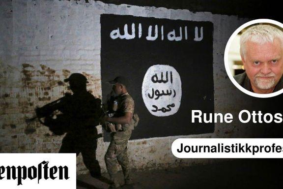 Det er en sammenheng mellom den folkerettsstridige invasjonen i Irak og fremveksten av IS | Rune Ottosen