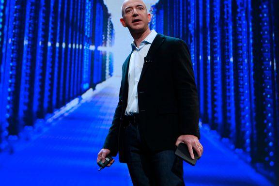 Jeff Bezos' idé gjorde ham til verdens rikeste mann. Det kan bety butikkdød i Norge.