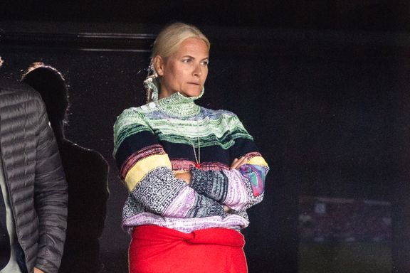 Privat 46-årsfeiring for kronprinsesse Mette-Marit