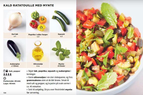«Simplissime:» Enkel og lettfattelig kokebok