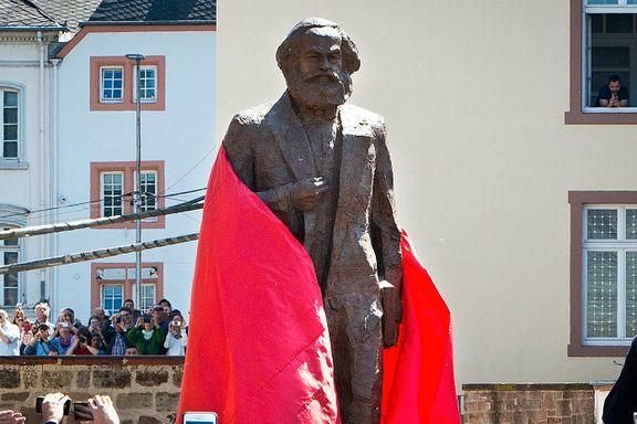 Kapitalister i alle land – les Marx!
