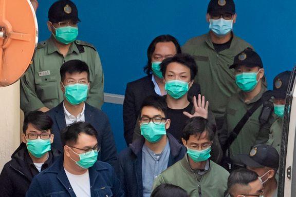 Først ble aktivistene fengslet. Nå straffes de på nytt for å spre demokratiske ideer bak murene.
