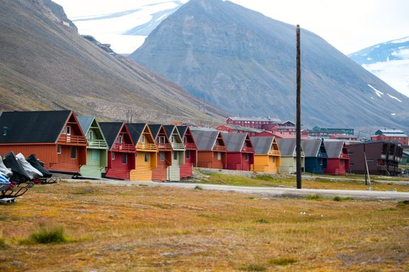 Sommeren på Svalbard var rekordvarm