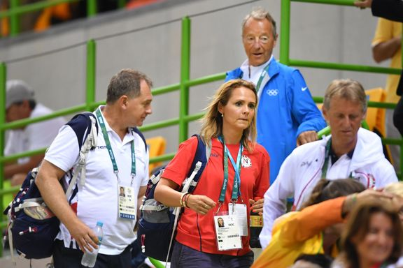 Voldsomt oppgjør med Vedums OL-flørt: – Nesten så jeg ikke tror det