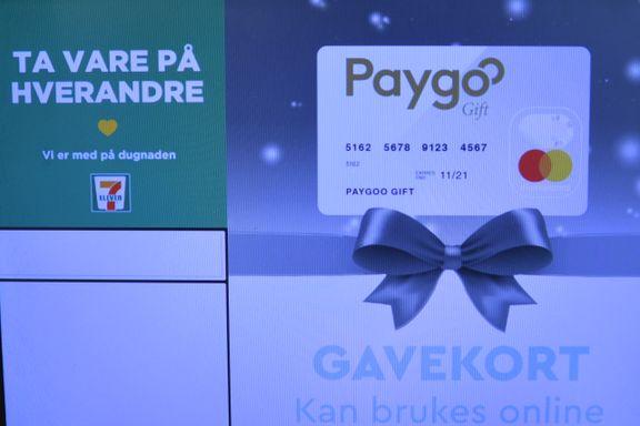 Finanstilsynet vil forby betalingskortene. Narvesen og 7-Eleven selger dem.