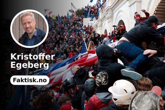 Dette er konsekvensene av falske nyheter. Det er grunn til å advare også her i Norge.
