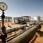 Oljeselskap: Russiske leiesoldater har inntatt oljefelt i Libya