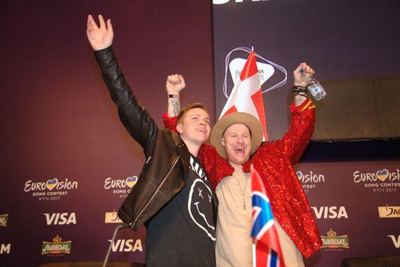 JOWST: Halvveis mot Eurovisionseier