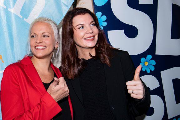 Hun har fått til det samboeren Jimmie Åkesson ønsker å gjøre i hele Sverige