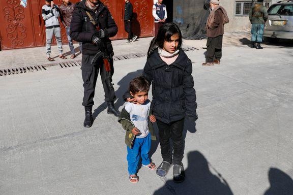 Det disse barna er vitne til, er blitt mer og mer vanlig i Afghanistan