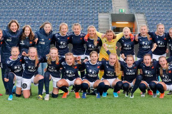 Viking-jentene klare for cupfinalen
