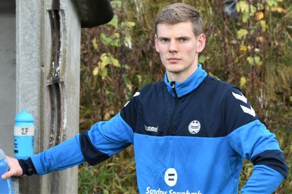 Her er Sandnes Ulfs nye forsvarsspiller