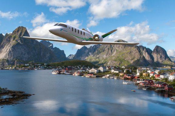 Slik kan Norge bli pionér med elektriske fly