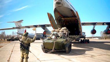 USA etterlyser mer enn russiske ord i Ukraina-konflikten
