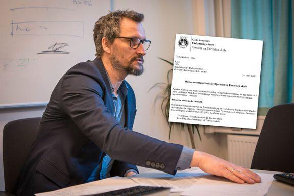 Romsås-rektor ber om strakstiltak mot gjengproblemer