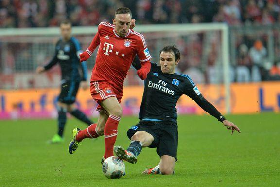- Real scorer i München