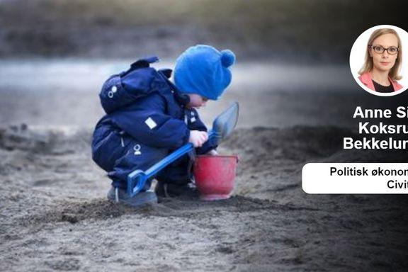 Regjeringens bemanningskrav setter små barnehager i fare