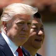 Handelskrigen mellom USA og Kina hardner til - kratig børsfall i USA