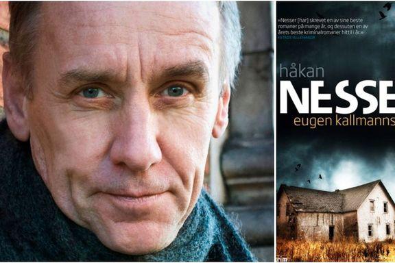 Håkan Nessers nye krim utfordrer sjangergrensene på fascinerende vis