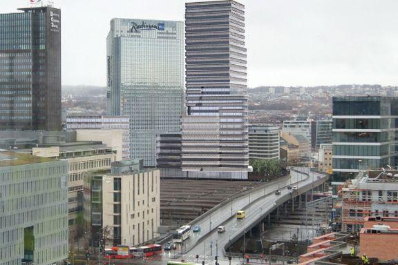 Vil sette en stopper for planene om å reise Oslos høyeste bygg