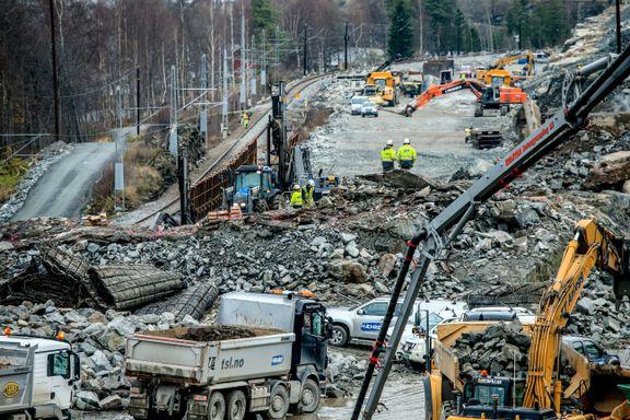 Ni norske fylker har fått dårligere veier – Vestfold, Hedmark og Akershus har landets beste