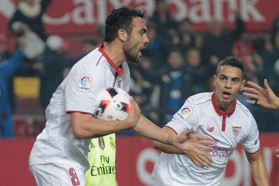 Sevilla stormer videre: Stresser Real Madrid etter seier i lokaloppgjør