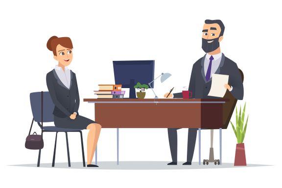 Kan de kreve nåværende sjef som referanse når hun søker jobb? Eksperten svarer.