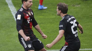 Sørloth kunne ikke gjøre noe - Bayern mot gull nummer ni på rad