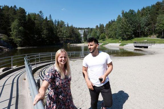 Mer penger til bading gir flertall for Oslo-budsjettet