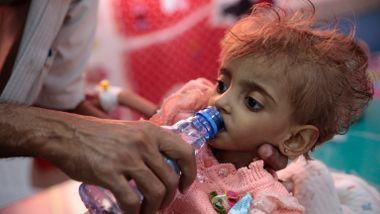 FN:Halvparten av Jemens befolkning trues av sultedød