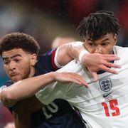 Bare ett poeng til England mot lillebror Skottland: – Flau på våre vegne