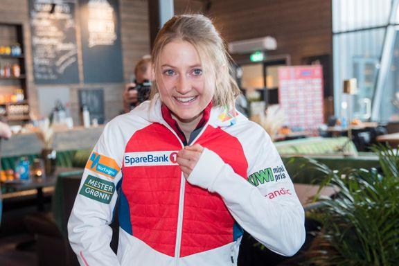Østberg friskmeldt til Tour de Ski: – Veldig glad for å være tilbake