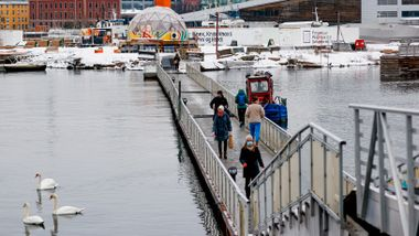 Vil fjerne en av Oslos mest populære snarveier. Årsak: Det er bare 225 meter ekstra rundt.