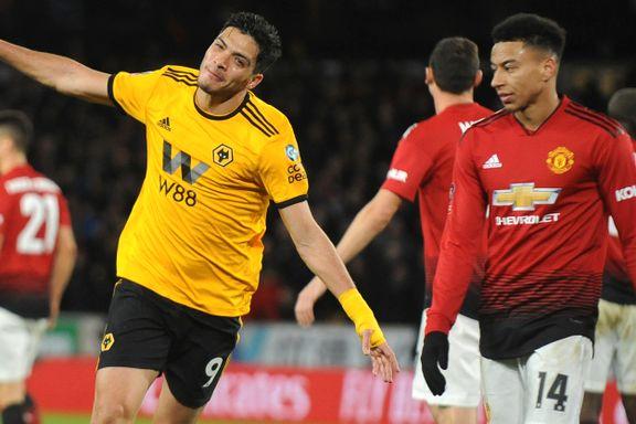 Vi fulgte FA-cupen: Manchester United gikk på sitt andre strake tap