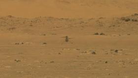 Se video: For første gang har en menneskeskapt farkost fløyet på en annen planet