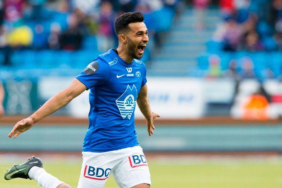 Norske klubber vil låne Moldes Hussain