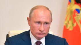 Putin signerte grunnlovsendring som lar ham styre til 2036