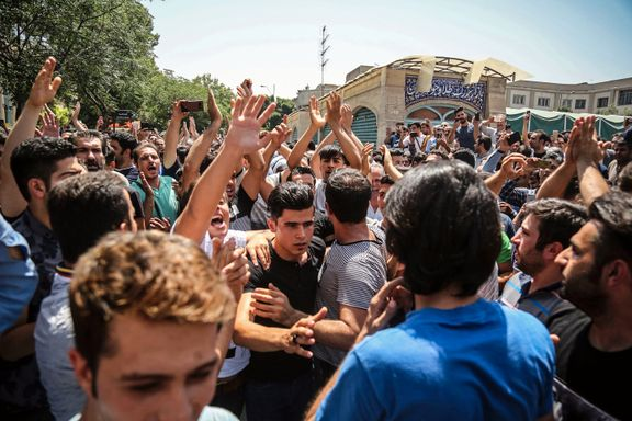 Iransk bryter henrettet - fordømmes av Amnesty og Trump
