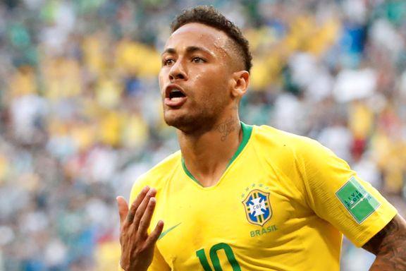 Real Madrid avviser rekordbud på Neymar