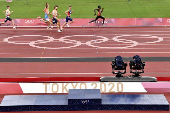 Blinkskudd fra OL i Tokyo