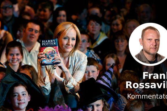 J.K. Rowling er noe nær den verste motparten transfolk kan ha