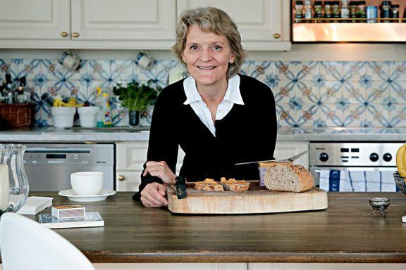 Kristin Kloster Aasen avviser at IOC-medlemmer har «pampete» matvaner. Men hun rører ikke gatemat.