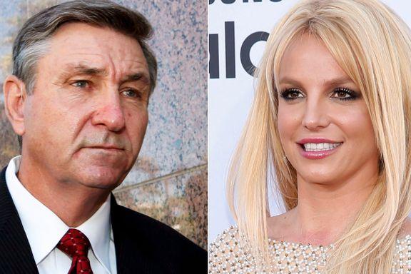 Retten avviste Britney Spears' krav om å fjerne faren som verge