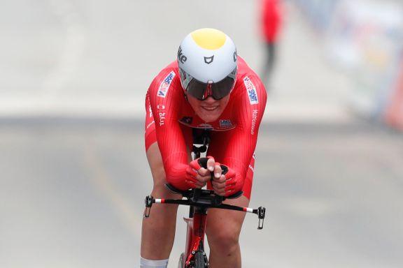 Sørlending på femteplass i sykkel-VM